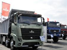 Белорусскому заводу МАЗ возвращают автомобили, похищенные на территории Украины