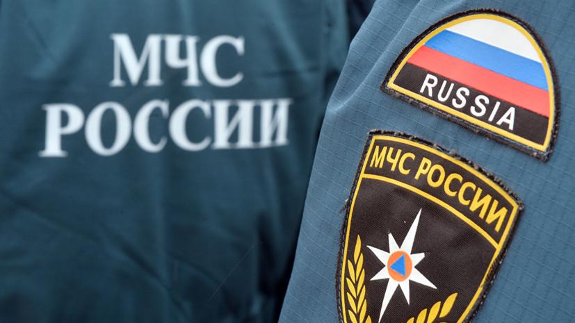 В подмосковном Дзержинском частично обрушилось здание