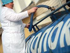 Россельхознадзор вводит временные ограничения на поставки в Россию белорусской молочной прдукции