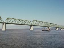 Китай предложил создать бондовую зону в районе будущего автомобильного моста Благовещенск - Хэйхэ