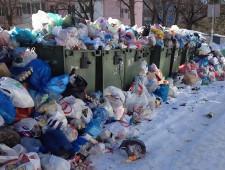 Сергей Иванов подсчитал объем скопившегося в России мусора - Экономика и общество - TKS.RU