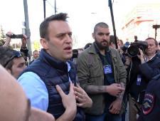 Навальный рассказал о собранных 98 млн рублей за семь месяцев кампании