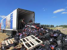 Более двадцати тонн нектаринов уничтожено в Брянске - Кримимнал - TKS.RU