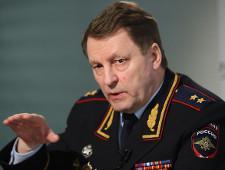 Глава ГАИ Виктор Нилов снят с должности