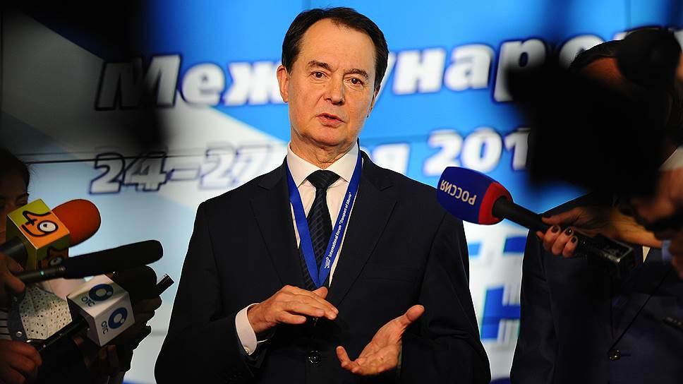 Правительство отправило в отставку замминистра транспорта Окулова