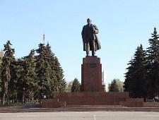 На памятник Ленину в Челябинске потратят 18 миллионов