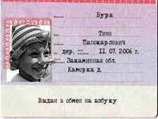 Госдума запретила называть детей бранными словами и цифрами - Экономика и общество - TKS.RU