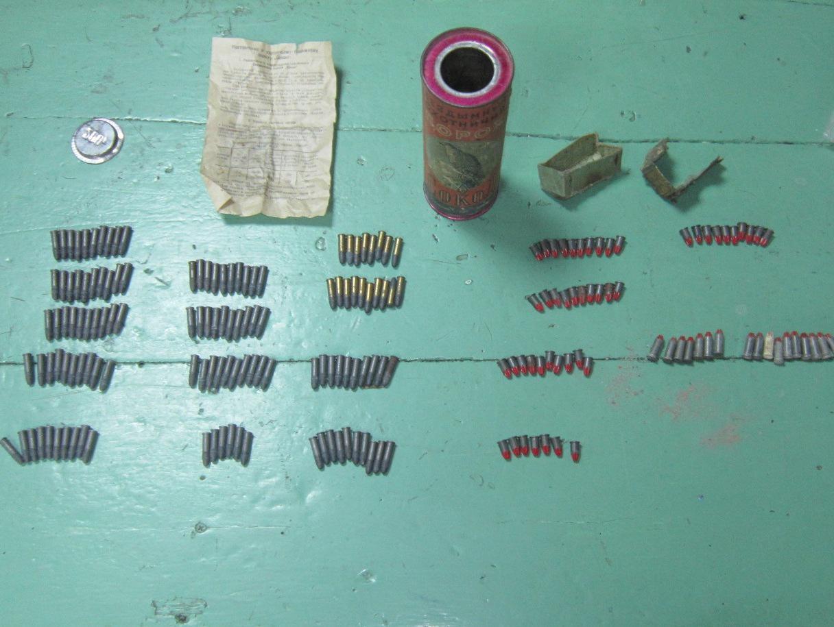 На таможенном посту ДАПП Монды Бурятской таможни выявлено незаконное перемещение боеприпасов и товаров народного потребления - Криминал