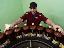 Правительство разрешит экспорт запрещённого пива