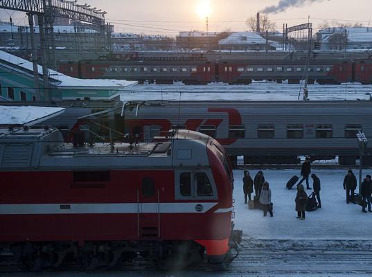 РЖД переведут все поезда на движение в обход Украины с 11 декабря - Логистика
