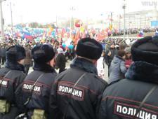 МВД сняло с себя ответственность за негативные последствия для участников акции на Тверской