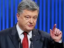 Порошенко обсудил ужесточение санкций против РФ с депутатами из Канады - Экономика и общество
