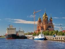 Архангельск станет логистическим центром Арктики