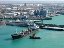 Контейнеры покидают Каспийский бассейн