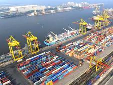 Объем глобального рынка контейнерной перевалки превысит в этом году 200 млн TEU