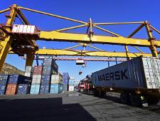 Контейнерооборот портов РФ за 8 месяцев 2017 года вырос на 16,4%, до 3 млн TEU - Логистика - TKS.RU