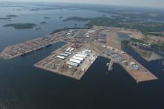 Грузооборот порта Хамина-Котка в 2017 году вырос на 9,5%, до 14,7 млн тонн - Логистика