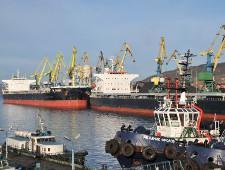 Порт Мурманск обработал в 2017 году 70% всего грузопотока портов Арктики