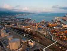 Южные порты – лидеры по темпам роста контейнерооборота - Логистика