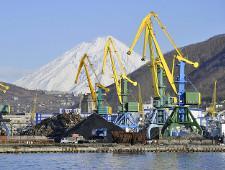 Грузооборот российских морпортов за 10 месяцев вырос на 9,3%, до 649,5 млн т - Логистика