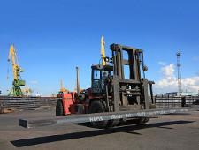 Большой порт Петербург в I квартале возглавил рейтинг портов по перевалке сухих грузов - Логистика - TKS.RU