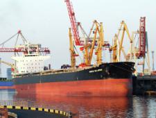 В одесский порт прибыла первая партия американского угля - Экономика и общество - TKS.RU