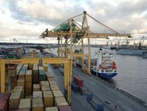 В Клайпедском порту ограничено судоходство - Логистика - TKS.RU