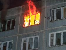 В Москве сгорела квартира осужденного за экстремизм журналиста РБК Александра Соколова - Экономика и общество - TKS.RU