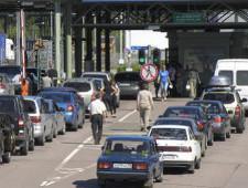 На белорусско-польской границе вновь большие очереди - Новости таможни