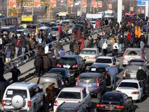 Акции протеста против высоких пошлин на иномарки прошли во многих городах России - Новости таможни - TKS.RU