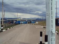 Пункт пропуска Хандагайты - Боршо между Россией и Монголией реконструируют