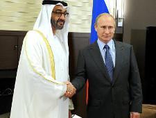 Путин обсудил с наследным принцем Абу-Даби сотрудничество РФ и ОАЭ в борьбе с терроризмом - Обзор прессы - TKS.RU