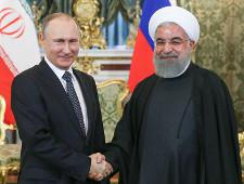 Путин и Рухани договорились о безвизовых турпоездках граждан