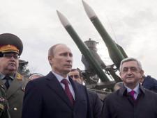 Армения отменяет НДС для российского оружия