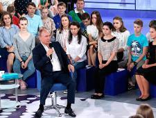 Путин перепутал прирост населения России с его убылью