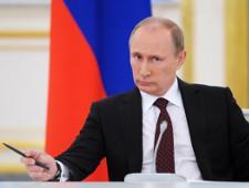 Путин констатировал необходимость ответить на санкционное хамство в отношении РФ