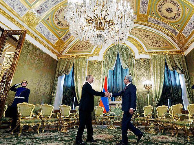 Россию и Иран сблизит армянская зона - Обзор прессы - TKS.RU