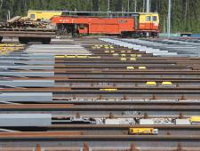 РЖД в первом полугодии закупили более 550 тыс. тонн рельсов - Логистика - TKS.RU