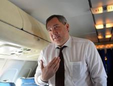 Румыния не пропустила самолет с Рогозиным в Молдавию