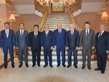 В Баку состоялось заседание Совета руководителей таможенных служб государств - участников СНГ - Новости таможни - TKS.RU