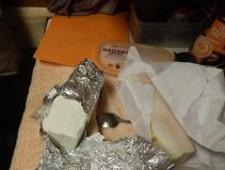 Свиное сало и сыр изъяли у членов экипажа германского судна