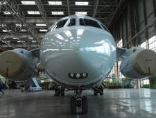 «Саратовские авиалинии» временно приостановили эксплуатацию Ан-148 - Экономика и общество