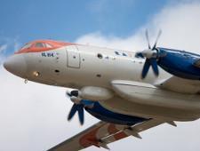 Ильюшин готов предложить отечественную замену импортным самолетам для межрегиональных перелетов