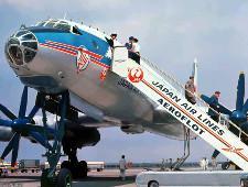 В Москве отметили 50-летие воздушного сообщения Москва-Токио
