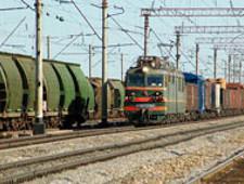 С начала 2018 года погрузка на Приволжской магистрали составила свыше 25,6 млн тонн
