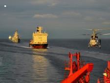 За полгода операторы морских терминалов Арктики практически на 70% нарастили объем перевалки грузов - Логистика - TKS.RU