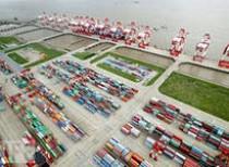 Тариф на перевалку экспортно-импортных контейнеров через порт Шанхай снизится с января 2018 года