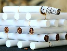 Сигареты гражданина Латвии помещены на ответственное хранение