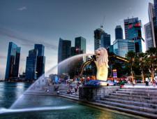 Газпром создал в Сингапуре СП по торговле СПГ