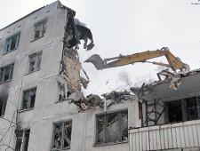На востоке Москвы снесли все ветхие пятиэтажки